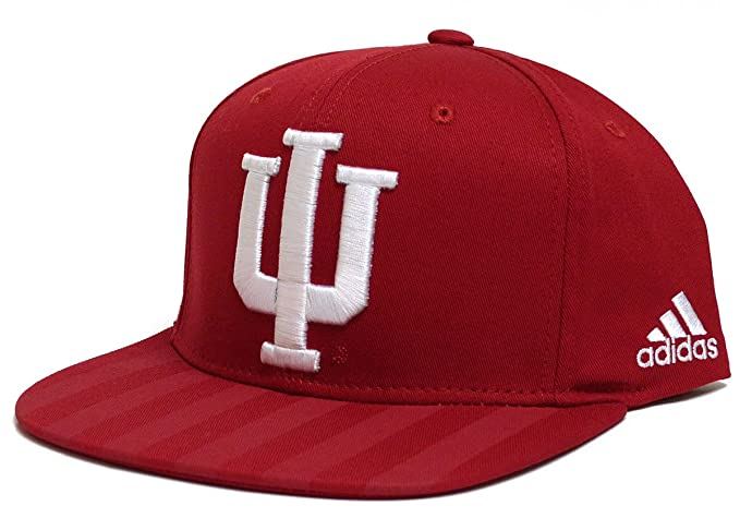 best authentic 270b6 d9b89 Amazon.com   NCAA Indiana Hoosiers Adult Men March Madness 2017 Game Hat, One  Size, Red   Sports   Outdoors