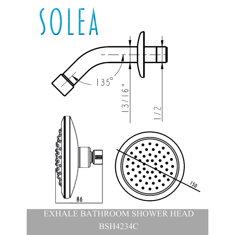 shower valve cross section diagram