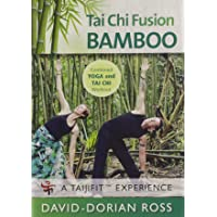 Tai Chi Fusion - BAMBOO Yoga with David-Dorian Ross / Combined YOGA and TAI CHI Workout **New Bestseller** 2018