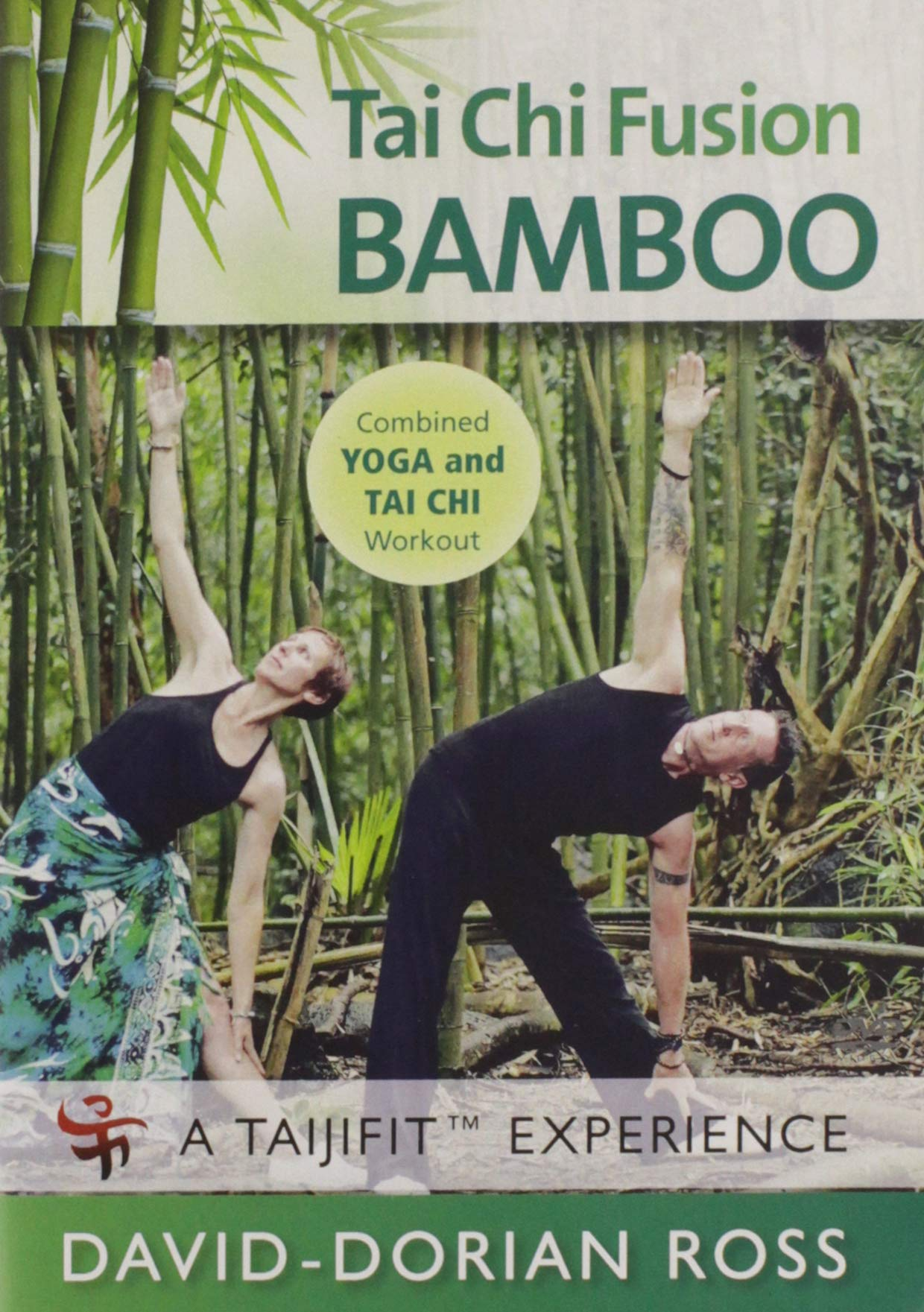 Tai Chi Fusion Bamboo Yoga With David Dorian Ross Combined Yoga