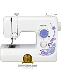 Brother Sewing Machine, XM1010, 10-Stitch Sewing Machine, Portable Sewing Machine, 10 Built-in Stitches, 4 Included...