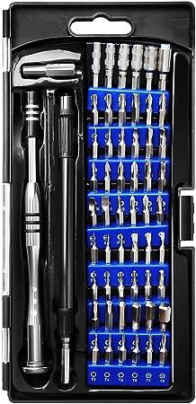 Total des outils-Flathead magnétique Astuce Tournevis Outil avec Poignée Souple