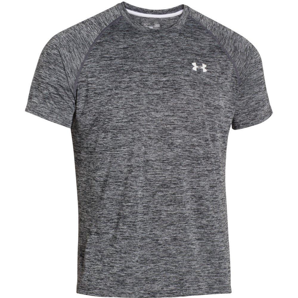 割引購入 [アンダーアーマー] トレーニング/Tシャツ テックTシャツ 1228539 メンズ 1228539 テックTシャツ B017F03A4A Black Large|Black Twist/White Large Large|Black Twist/White, 開田村:10d32609 --- xn--80agoglhhailua.xn--p1ai