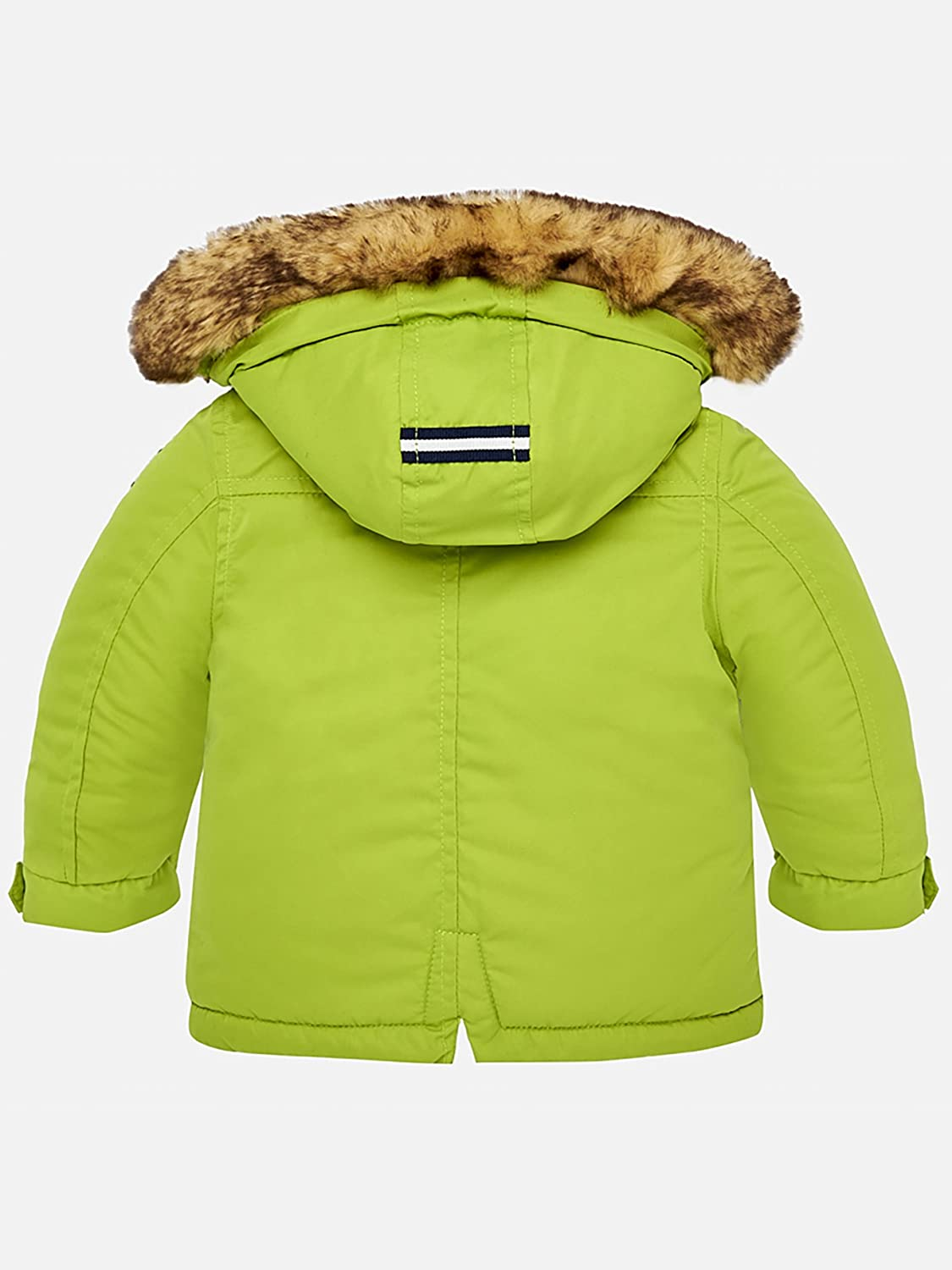 51cc8dfba9d3 Amazon.com: Mayoral 18-02475-046 - Nautical Jacket for Baby-Boys 12 Months  Kale: Clothing