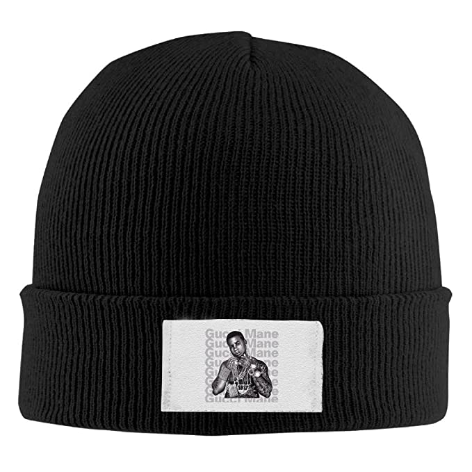 Image Unavailable. Image not available for. Colour  Gucci Mane Beanie ... 1b94caa4363