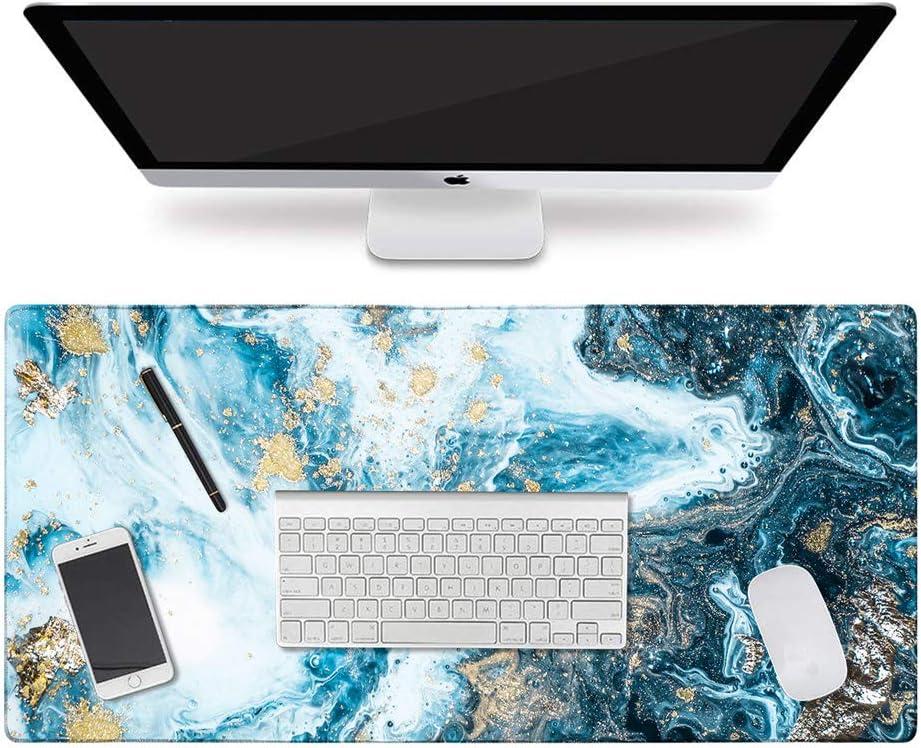 HAOCOO Desk Pad, Office Desk Mat 35.4