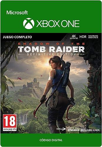 Shadow of the Tomb Raider Definitive Edition   Xbox One - Código ...