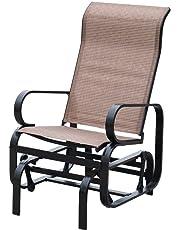 Amazon Com Gliders Chairs Patio Lawn Amp Garden