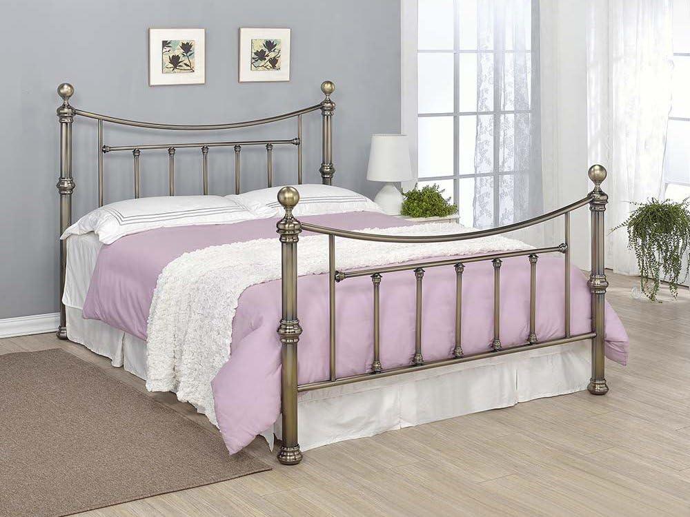 Sueño diseño Stratford King Size cama: Amazon.es: Hogar