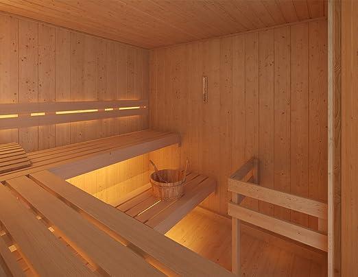 Fußboden In Sauna ~ Isidor premium gartensauna fides outdoorsauna mit 4 1m² großem