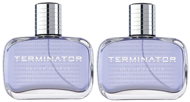 LR Terminator Eau de Parfum für Männer (2x 50 ml) 2x 3414