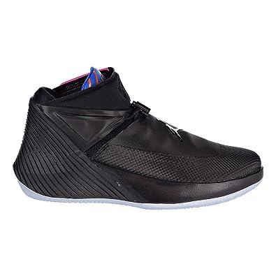 9e67d8a1823 Nike Jordan Men's Why Not Zer0.1 Basketball Shoes (7.5, Black/Pink