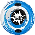 WOMIR Snow Tube Inflatable Snow Sled for Kids and Adults -