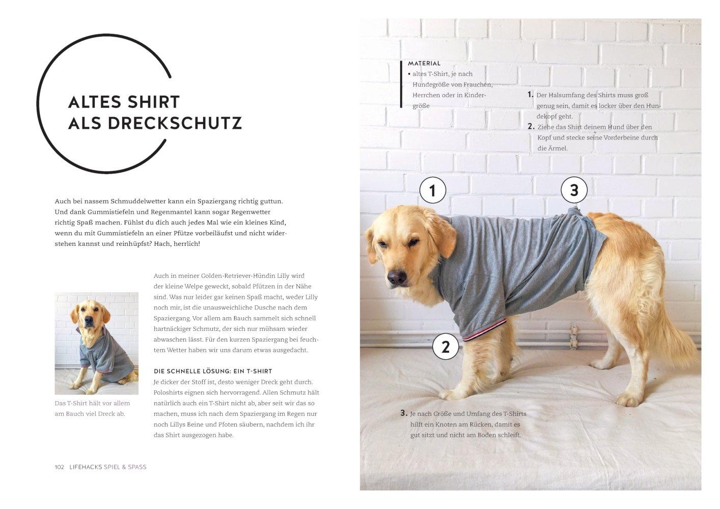 Lifehacks Hund: Die besten Kniffe für den Alltag GU Tier Spezial ...
