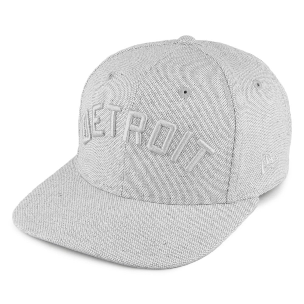 Gorra 9FIFTY Basket 950 Detroit Tigers de New Era - Gris: Amazon ...