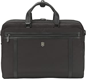 Victorinox Werks Professional 2.0 Laptop Briefcase, Black, 12.6-inch