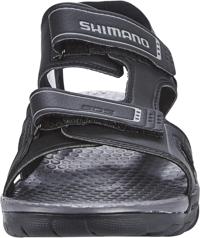 SHIMANO SH-SD5G Fahrradsandalen schwarz EU 47-48
