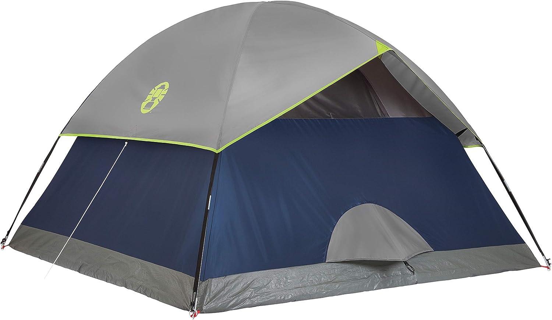 The Coleman Sundome Tent