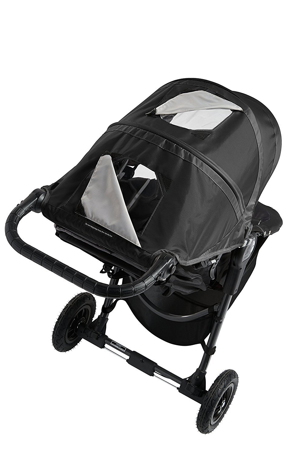 Baby Jogger 2016 City Mini GT Stroller in Black with Parent Console by Baby Jogger (Image #5)