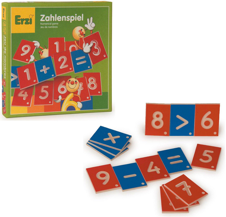 Forniture per l'istruzione Giochi d'imitazione Erzi 42030 Numéros de jeu