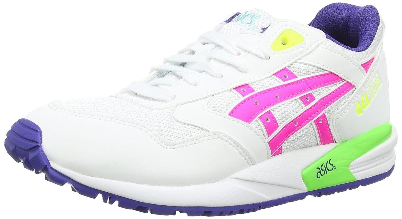 Blanc (blanc rose 120) ASICS Gelsaga, Running Entrainement Femmes 39 EU