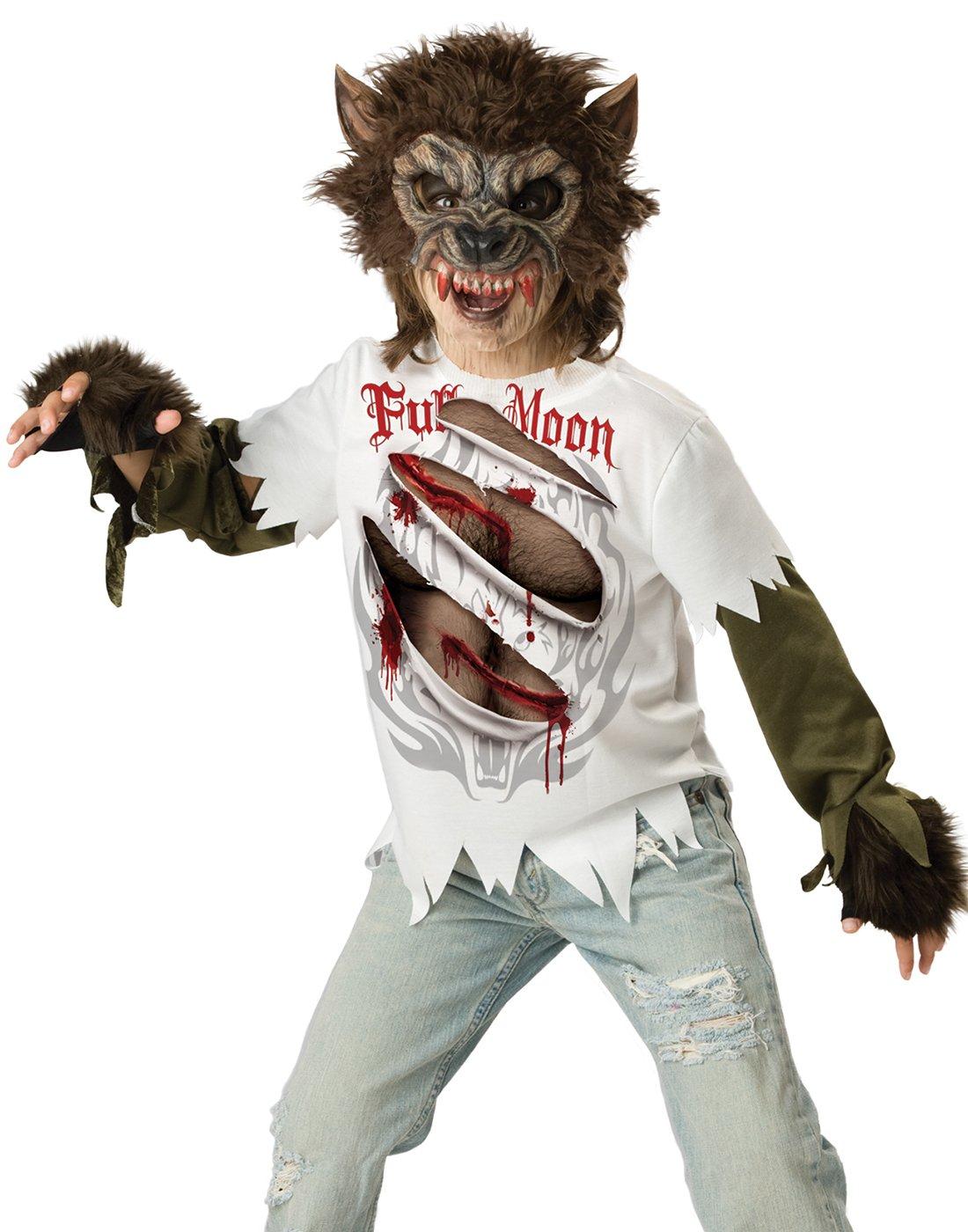 Amazon.com: Werewolf Kids Costume: Toys & Games