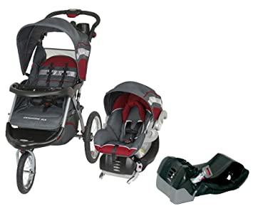 Baby Trend Expedition ELX Jogger Travel System Extra Car Seat Base