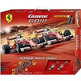 Carrera Toys Ferrari Race Spirit-Go, 20062453