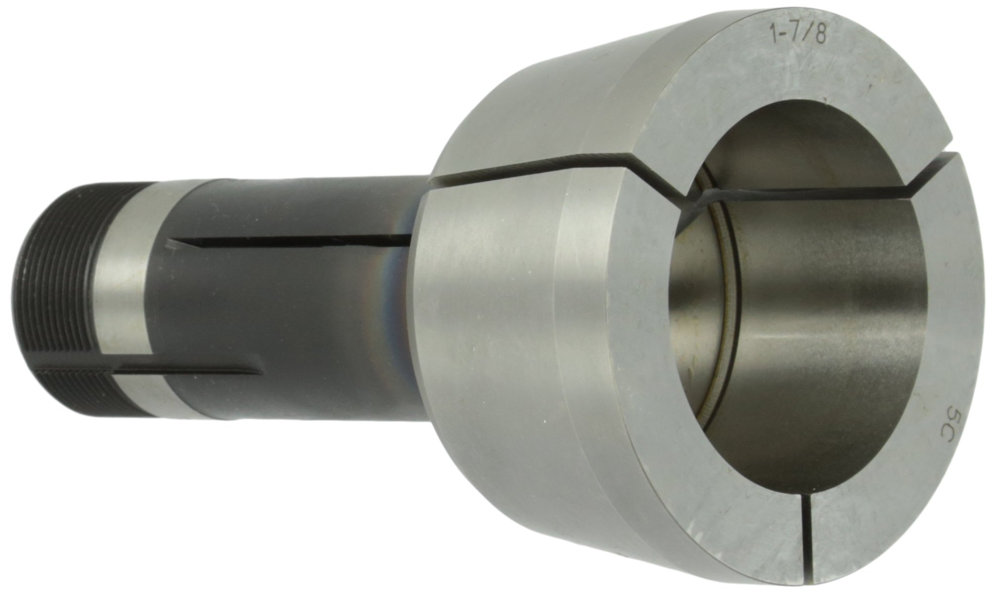 Hardinge 5C Round Smooth 2'' Extra Depth Step Chuck, 1-1/2'' Hole Size by Hardinge