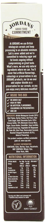 Jordans - Country Crisp - Chocolate - 500g (Pack of 3 ...