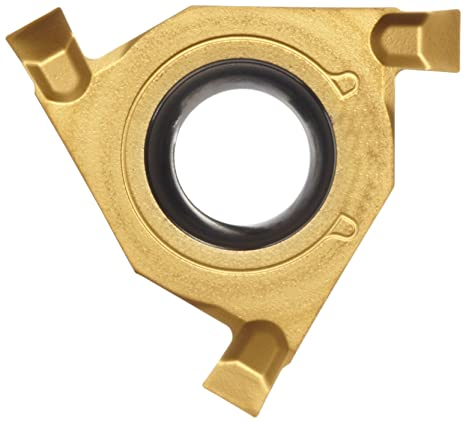 0.059 Cutting Width 0 Corner Radius Pack of 1 TiN Coating CB7015 Grade 06 Insert Seat Size Sandvik Coromant CoroTurn XS CBN Grooving Insert Right Hand Orientation 1 Cutting Edge CXS-06G150-6215R