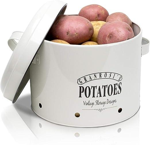 GranRosi patatas olla –Patatero con un elegante diseño Vintage de ...