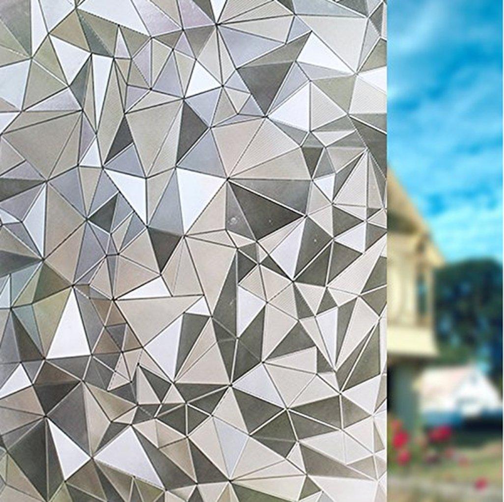 Amazon Geseni Diamant Milchglasfolie Glasdekorfolie