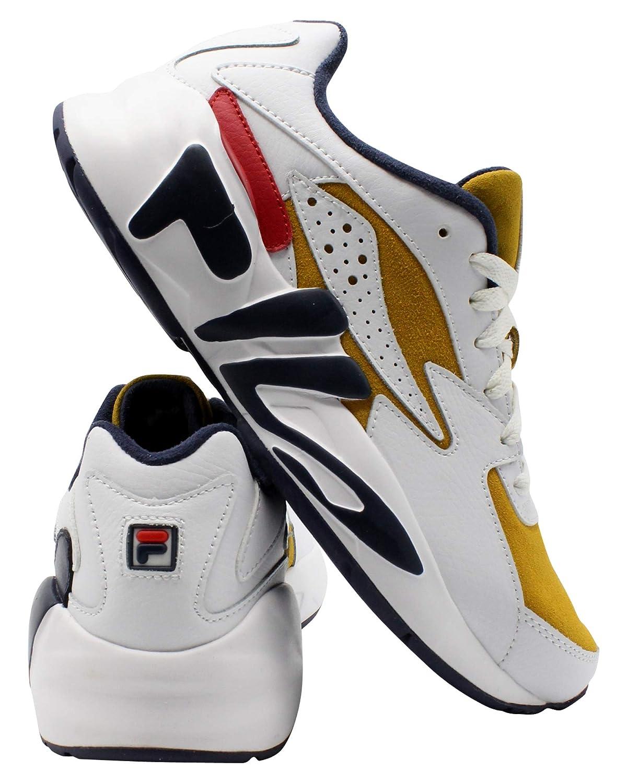 Fila Mens Mind Blower Sneaker,White