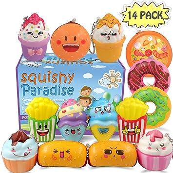 Amazon.com: POKONBOY - Juego de 14 piezas de juguetes para ...