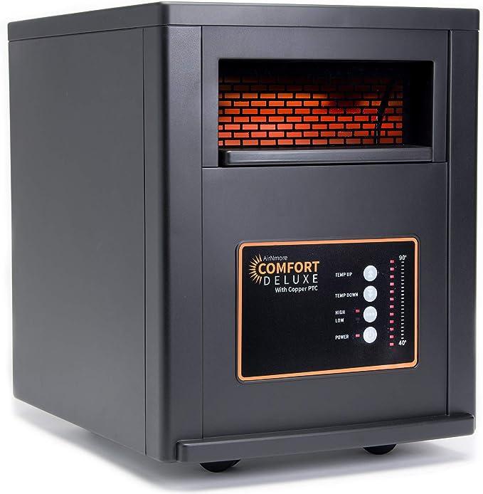 AirNmore Comfort Deluxe - 1500 Watt