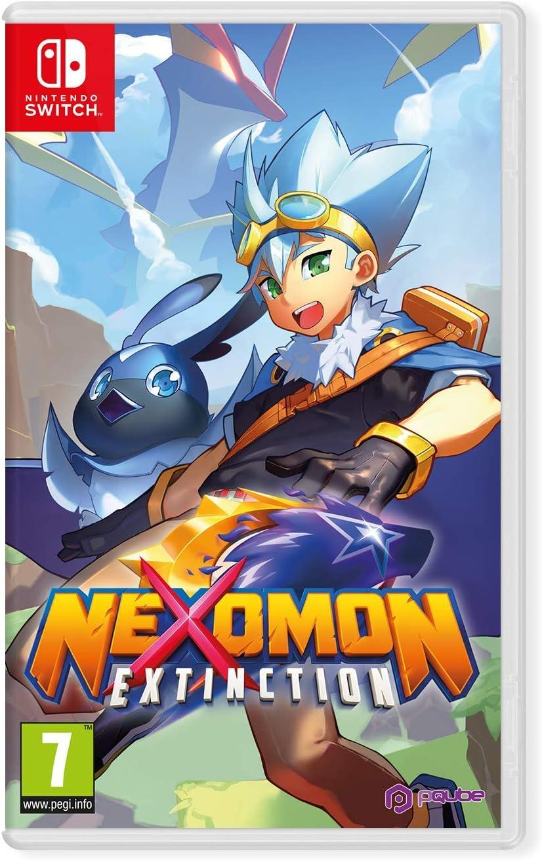 Nexomon: Extinction: Amazon.es: Videojuegos
