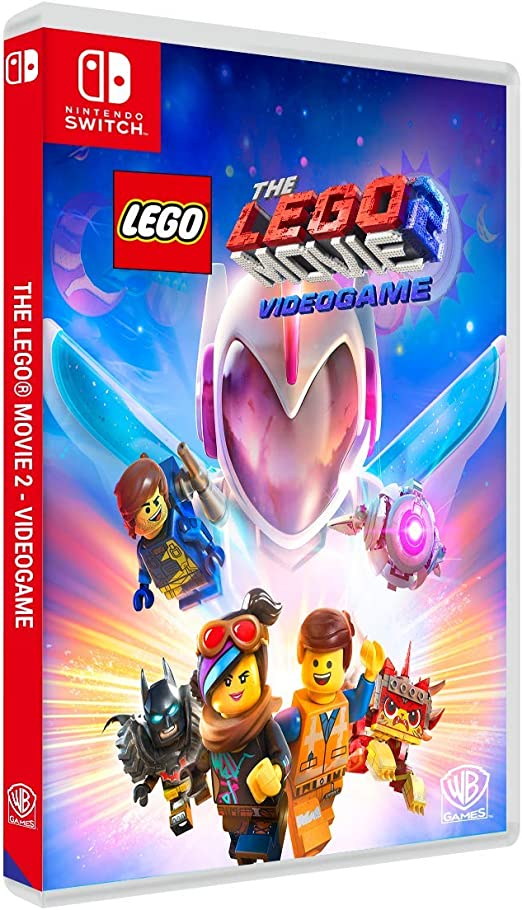 The LEGO Movie 2 Videogame - Nintendo Switch [Importación alemana]: Amazon.es: Videojuegos