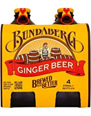 Bundaberg Ginger Beer (4x375ml)