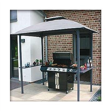 Amazon.de: Consul Garden BBQ Pavillon Grill-Pavillon Zelt 233 x 145 on