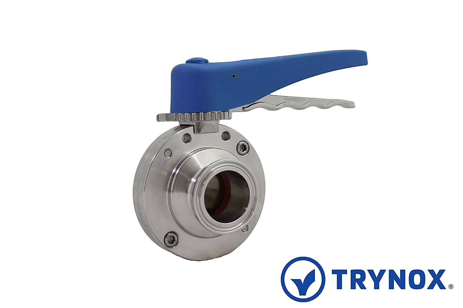 Trynox Clamp Sanitary Stainless Steel Ball Valve 304 3 Sanitary Fitting
