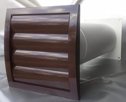 Mauerkasten nw dunstabzug teleskop rohr lamellen
