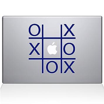 Die Aufkleber Guru 1197 Mac 11 A Db Tic Tac Toe Amazonde
