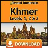 Instant Immersion Levels 1, 2 & 3 Khmer [Online Code]