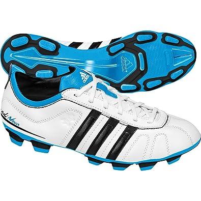 the best attitude 302fd d4863 adidas Performance F10 TRX FG J, Chaussures de Football Compétition Mixte  Enfant - - WHT