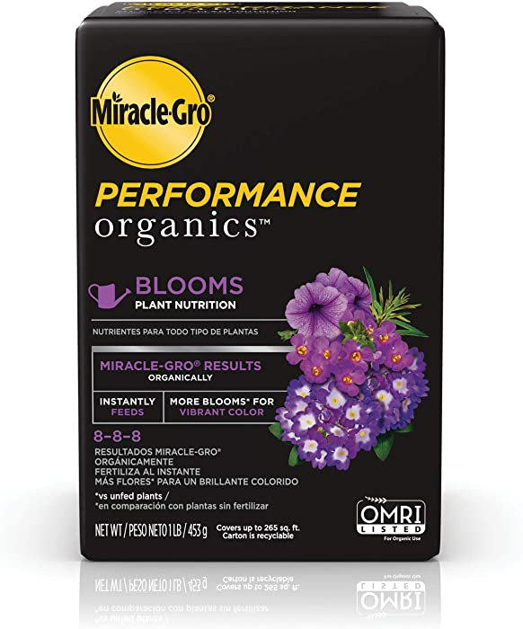 Top 10 Miracle Gro Bloom Booster