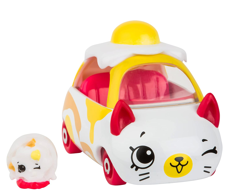 SHOPKINS CUTIE CARS SINGLE PACK PRETZEL EXPRESS