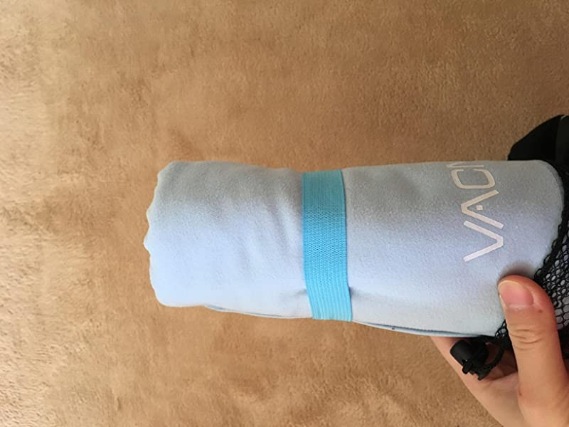 VACNITE-速乾タオル-色褪せない-高い耐久性-収納袋付き