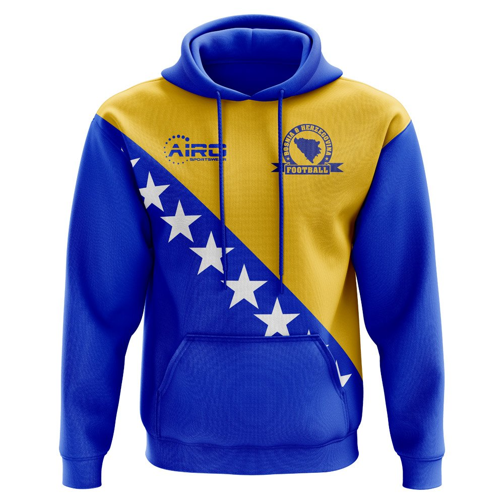 Airo Sportswear 2018-2019 Bosnia Herzegovina Home Concept Hoody