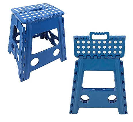 Easy Life Carry Folding Step Stool / Seat With Anti-Slip Surface 15 Inch For  sc 1 st  Amazon.com & Amazon.com: Easy Life Carry Folding Step Stool / Seat With Anti ... islam-shia.org